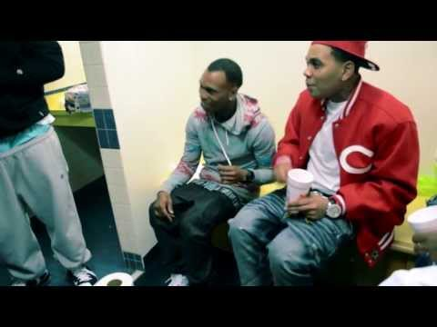 Kevin Gates Backstage x Satellites Performace! HD