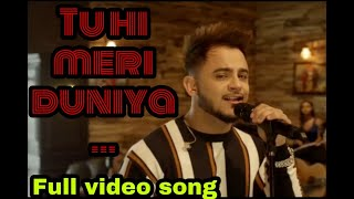 Tu hi meri duniya/Full video song/Tu hi meri duniya jahan ve/Cover millian Gaba full song/Bong Viral
