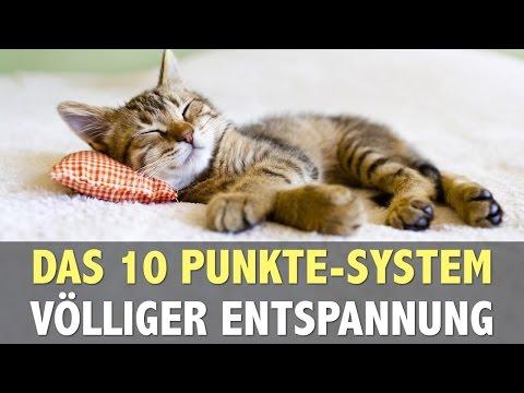 Entspannungstechnik: Die ultimative Entspannungstechnik | Das 10 Punkte-System völliger Entspannung