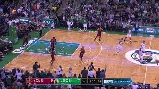 1st Quarter, One Box Video: Boston Celtics vs. Cleveland Cavaliers