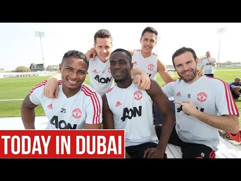 Manchester United | Dubai Training Camp Day Two | Pogba, De Gea, Lukaku Mp3