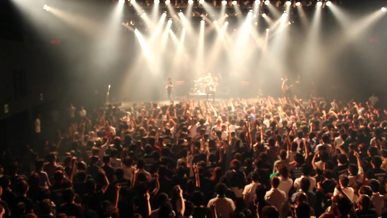 Our Last Night- Age of Ignorance Live Nagoya Japan