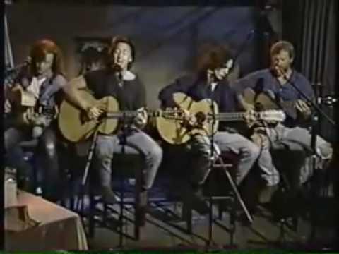 Julian Lennon - Saltwater (live on TV 1991)