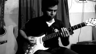 Ae Dil Hai Mushkil | Title Song | Guitar Cover | Instrumental with Backing Track