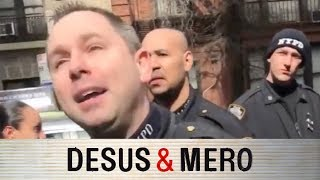 NYC Cops Get Roasted
