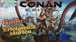 Conan Exiles Guide - Erfolgreich ins Spiel starten #1