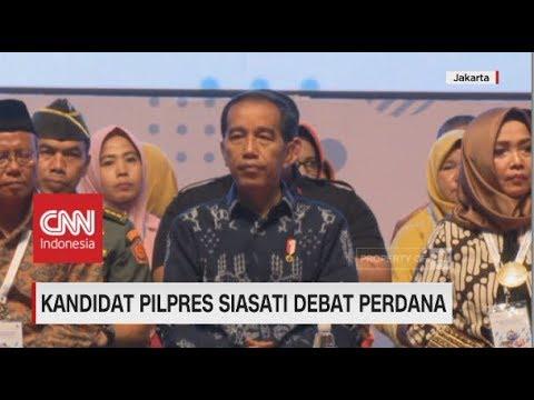 Kandidat Pilpres Siasati Debat Perdana Mp3