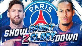 FIFA 19: PSG Sprint to Glory Showdown vs. DennisGamingTV🔥🔥