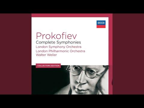Prokofiev: Symphony No.6 in E flat, Op.111 - 1. Allegro moderato