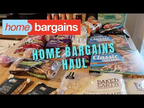 HOME BARGAINS HAUL ~ MARCH 2021 💙