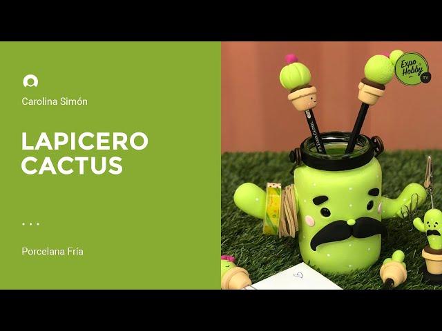 Expohobby TV (T04 - E43) Carolina Simón - Porcelana fría