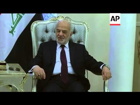 Egyptian FM visits for talks with Iraqi officials