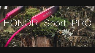 hONOR sport PRO самый короткий и подробный обзор