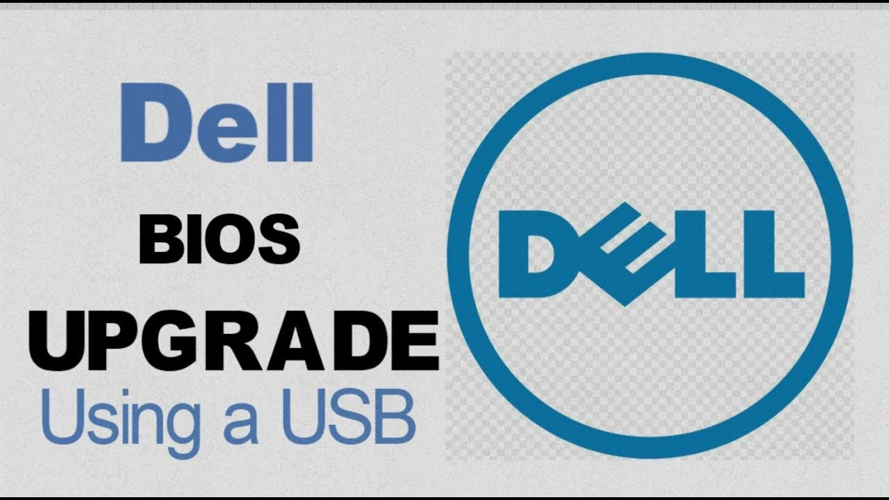 How to Upgrade a Dell Motherboard's Bios using a USB Drive