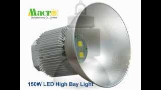 LED High  amp  Low Bay Light from Macro Optoelectronic Co   Limited