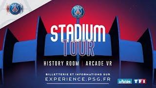 Une expérience immersive et interactive inédite au Parc des Princes !