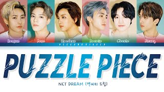 Download lagu NCT DREAM 엔시티드림 '너의 자리 (Puzzle Piece)' Color Coded Lyrics [Han/Rom/Eng]