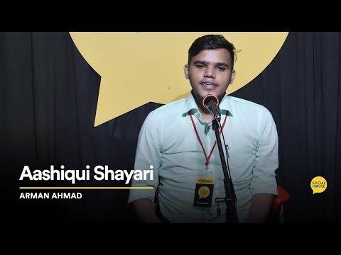 Aashiqui Shayari   Arman Ahmad   The Social House Poetry   Whatashort