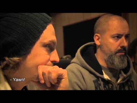 In Flames - In The Studio - Sounds Of A Playground Fading