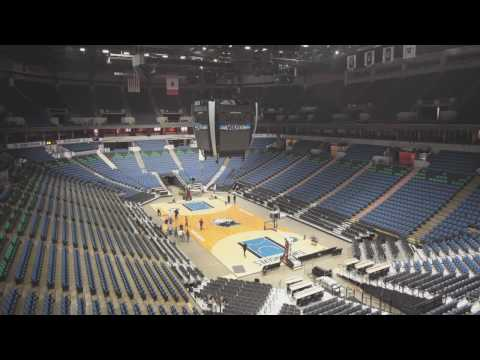 Target Center Time Lapse HD