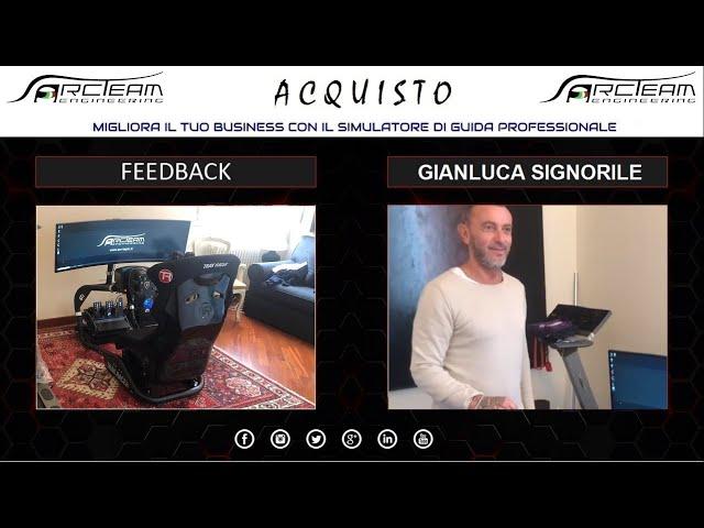 OPINIONE ACQUISTO SIMULATORE - GIANLUCA SIGNORILE