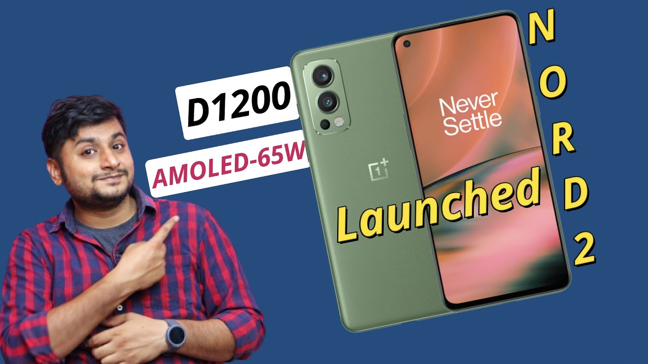 Download Oneplus Nord 2 5G launched Tamil | Oneplus Nord 2 5G features specs and price in Tamil | AMOLED 65W
