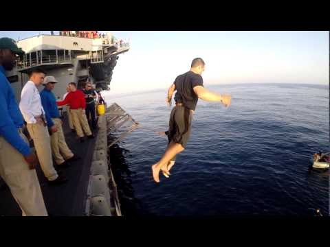 Carrier Air WIng Eight Cruise Video 2014