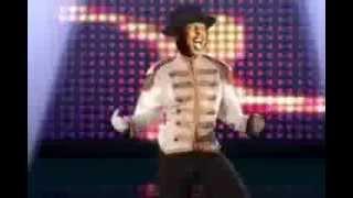Mr. Jackson Stop Dancing...