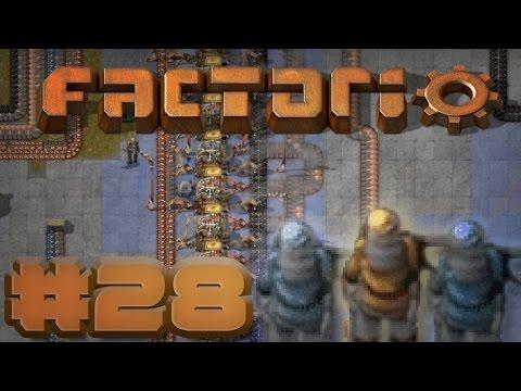 Factorio #28 Fließband Same-Day-Delivery! | Porkchop Media