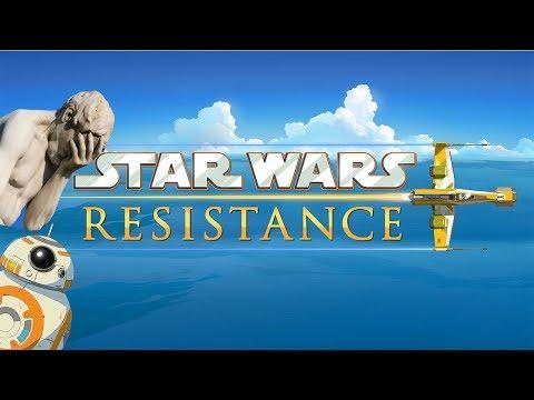 Star Wars Resistance confirmed