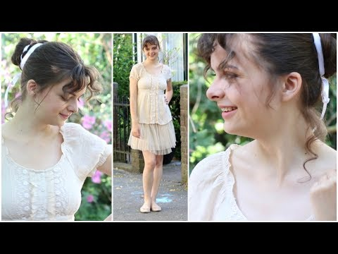 Modern Jane Austen Look | Style Revival: Regency