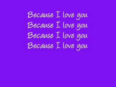 September-Because I love You-with lyrics