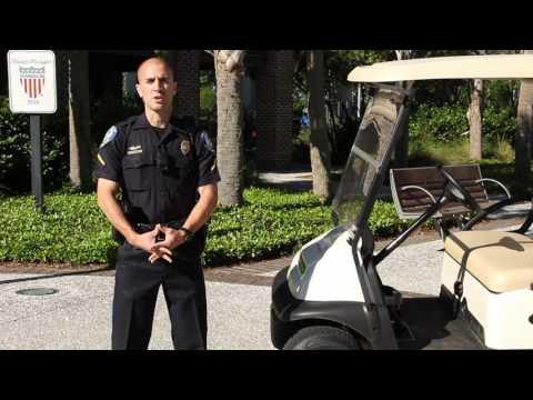 South Carolina Golf Cart Law