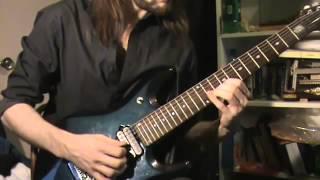 Гимн Российской Федерации на гитаре