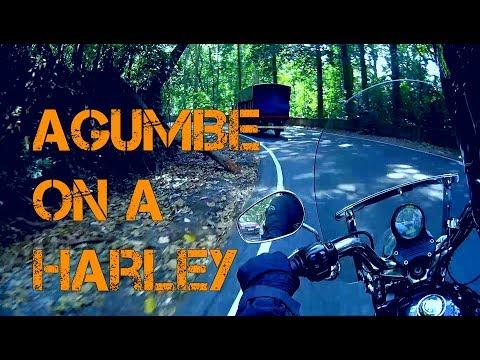 Udupi to Bangalore via Agumbe & Chikmagalur | Harley-Davidson Superlow | Udupi Road Trip Day 5