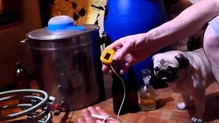 домашняя мини пивоварня чиллер своими руками (эконом)
