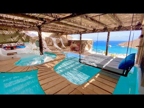 CALILO, GREECE | Phenomenal resort & incredible hotel suite (full tour in 4K)