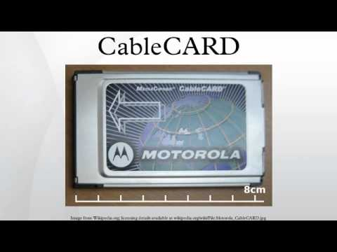 CableCARD
