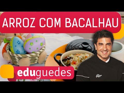 Arroz de Bacalhau | Cozinha do Edu