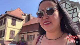 Place to visit in France. Messti à Wasselonne Fiesta Alsace France. VLOG #15