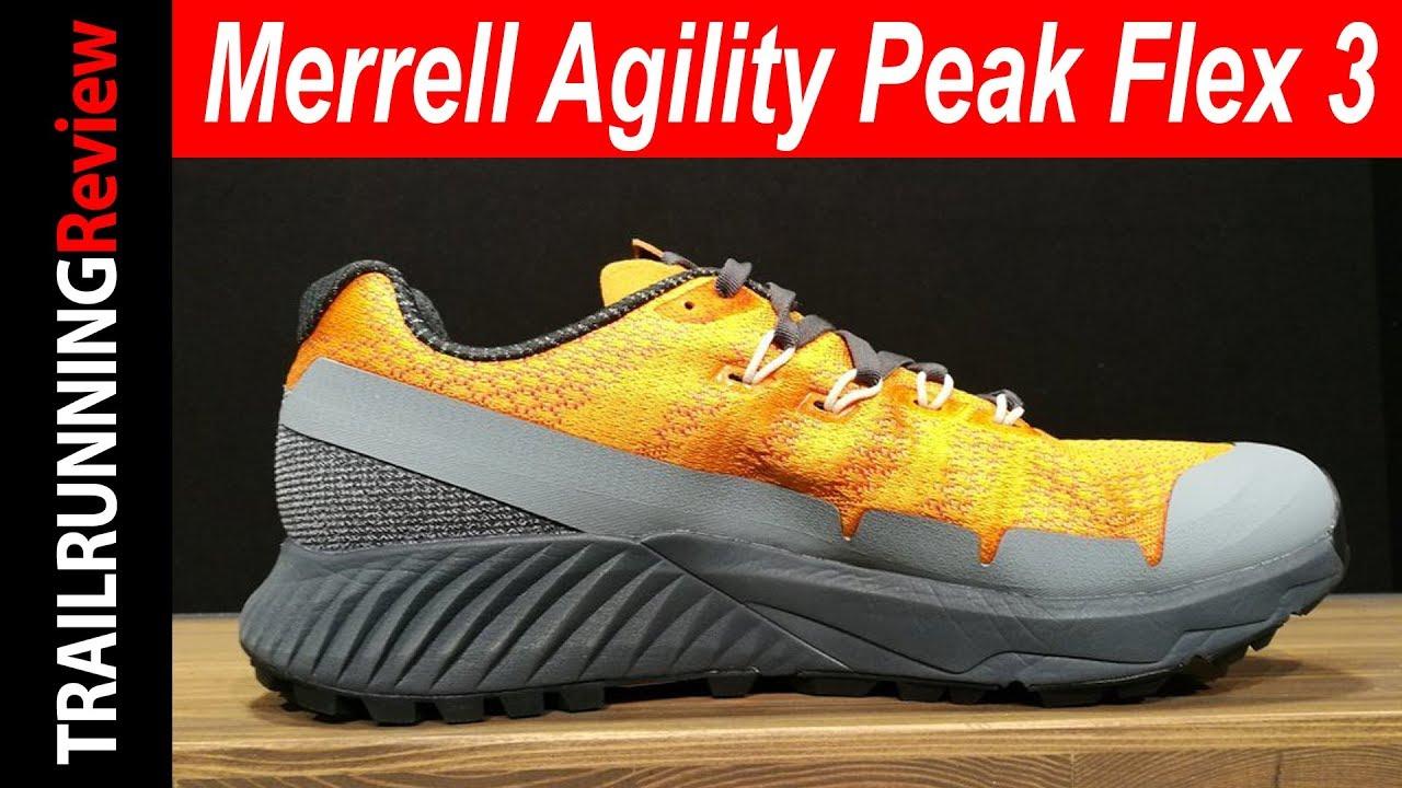 Merrell Agility Peak Flex 3 Preview