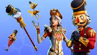 THE CRACKSHOT SKIN RETURN Fortnite Daily Reset NEW Items in Item Shop