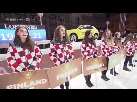 Czechia and FIS Alpine Ski World Cup Celebration in Zagreb (January 2017)