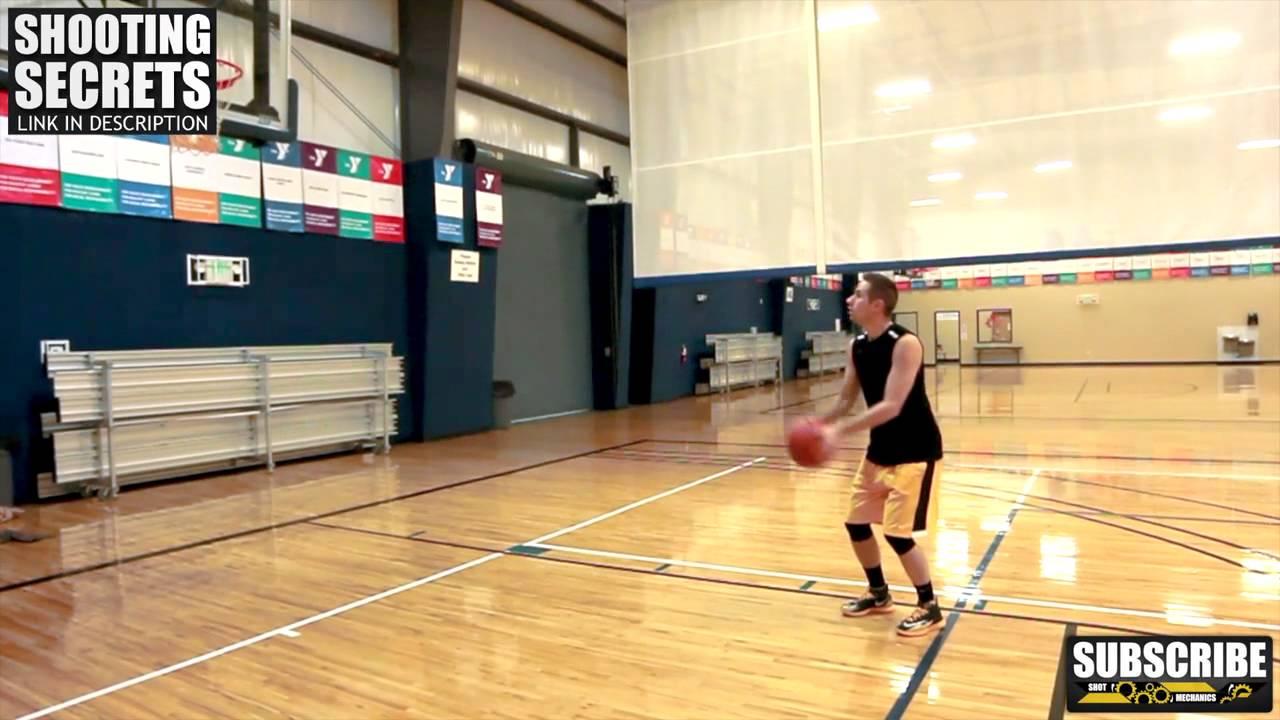 J J Redick 10' Form Shooting: Basketball Shooting Drills - YouTube