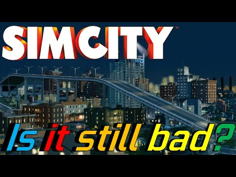 Simcity 2013 - Is it still bad?