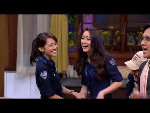The Best Of Ini Talk Show - Kelakuan Mang Codet Bkin Gista & Laura Ketawa Geli