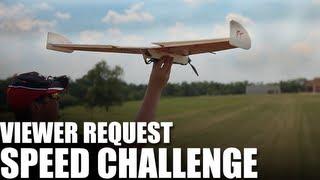Flite Test - Viewer Request Speed Challenge