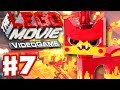 The LEGO Movie Videogame Gameplay Walkthrough Part 7 Mean Unikitty PC, Xbox One, PS4, Wii U