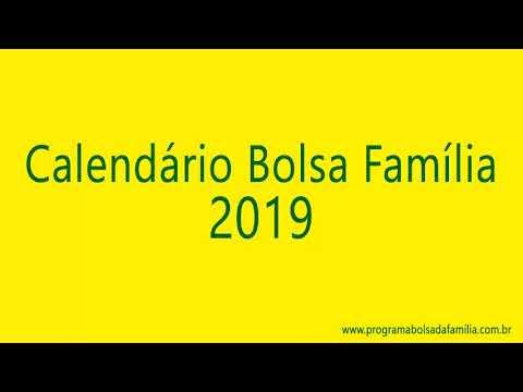 Calendario Bolsa Familia 2019 Final 9.Calendario Bolsa Familia 2019 Oficial Caixa Programa Da