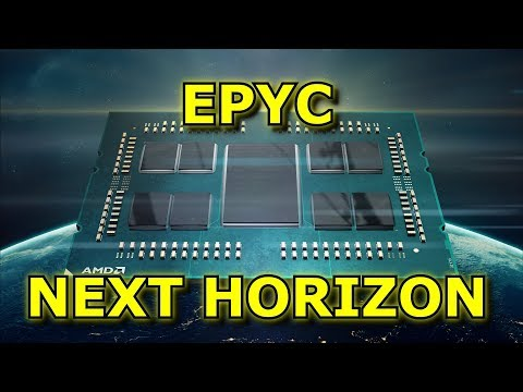 Next Horizon - Epyc is EPYC!